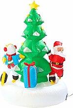 infactory Weihnachtsdeko Bäume: