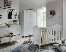 INFANSKIDS Klaudia Kinderzimmer Babybett 146x79 cm