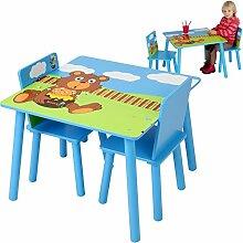 Infantastic Truhenbank Kindersitzgruppe Kindermöbel für das Kinderzimmer (Model 1)