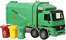 INFILM Recycling Müllwagen Modell für Kinder,
