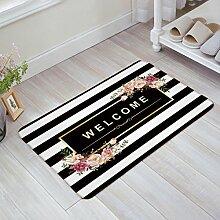 Infinidesign Welcome-Fußmatte für Küche Boden