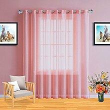 Infinite Home Beauty Ein extra breiter Vorhang mit