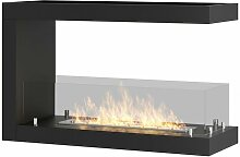 InFire Inside U1200 Ethanolkamin Schwarz