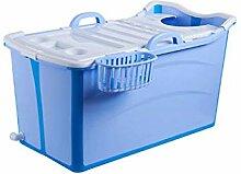 Inflatable Bathtub YX Tragbare Faltbare Badewanne,