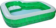 Inflatable Swimming Pool, Family Pool, PVC Tear L