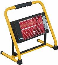 Infrarot Heizung Elektroheizung mit Ständer 2kW