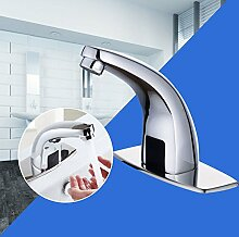 Infrarot Sensor Armatur vollautomatisch Wasserhahn