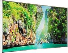 Infrarotheizung Bildheizung 600Watt SOMMERANGEBOT Wandheizung von InfrarotPro ® Made in Germany 7 JAHRE GARANTIE (7-600W) Elektroheizung Infrarotheizkörper