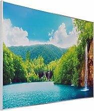 Infrarotheizung Bildheizung 900Watt SOMMERANGEBOT von InfrarotPro ® Made in Germany 7 JAHRE GARANTIE (1) Elektroheizung Infrarotheizkörper