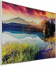 Infrarotheizung Bildheizung 900Watt SOMMERSCHLUSS-ANGEBOT von InfrarotPro ® Made in Germany 7 JAHRE GARANTIE (37) Elektroheizung Infrarotheizkörper