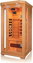 Infrarotkabine / Wärmekabine / Sauna - ECK ! für 1 Person SONDERAKTION