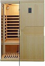 Infrarotkabine / Wärmekabine / Sauna - ECK ! für 3 Person SONDERAKTION