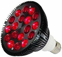 Infrarotlampe Wärmelampe,36 W Rotlichtlampe,18