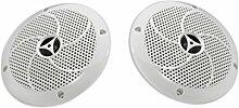INFRAWORLD 1 Paar 2-Wege-Lautsprecher, geeignet für Saunen und Infrarot, S2242