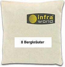 Infraworld Kräuterkissen 8 Bergkräuter S2275
