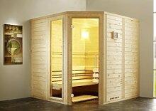 Infraworld Sauna auf Maß Classico Fichtenholz 44