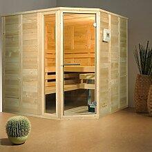 Infraworld Sauna Classico 240 x 220 cm