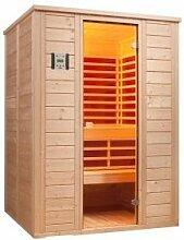 Infraworld Sauna Vitalis 148 FH Multifunktionskabine