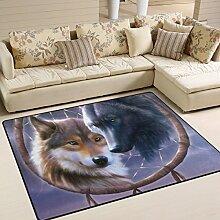 INGBAGS-Teppich in Traumfänger-Design, Zwei