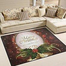 INGBAGS Teppich mit Glöckchen und
