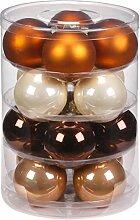 Inge-glas 15060D004 Kugel 75mm, 16 Stück,