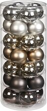 Inge-glas 15090D003 Kugel 60 mm, 28 Stück/Dose,