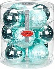 Inge-glas 16103D104MO Glaskugel, 75 mm, 12