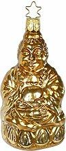 Inge-glas Christbaumschmuck Buddha