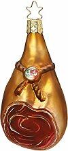 Inge-glas Christbaumschmuck Parmaschinken