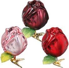 INGE-GLAS® Christbaumschmuck Tulpe 7cm, Blumen,