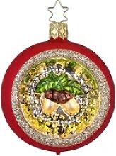 INGE-GLAS® Weihnachtsbaumkugel Herbstfrüchte (1