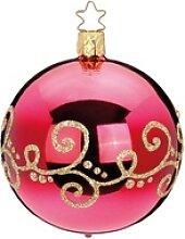 INGE-GLAS® Weihnachtsbaumkugel Lovely Cord