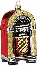 Inge Magic Christbaumschmuck Jukebox 10cm