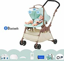 Ingenuity, tragbare Babyschaukel, Cozy Kingdom/blue