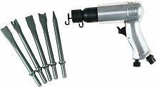 ingersoll-rand 116K Standard Duty 3.500blows-per-minute Pnuematic Hammer mit 5Stück Meißel Se