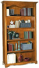 InHouse srls Bücherschrank, Stil klassisch, aus