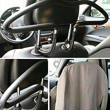 Inicio Auto Kleiderbügel PVC Rücksitz