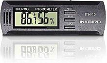 Inkbird DC 3V Digitale Feuchtigkeitsmesser