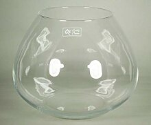 INNA-Glas Kerzenglas Joyce, Kugel - rund, klar,
