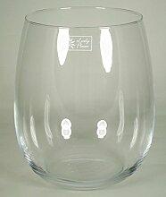 INNA Glas Kerzenglas Tabea, Kugel/rund, klar,