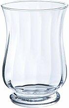 INNA-Glas Längsgerillte Glasvase KEA,