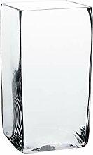 INNA Glas Säulenvase Jack aus Glas, klar,
