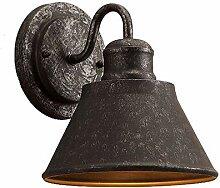 Innen/Außen Wandleuchte Industrie Antik Wandlampe