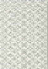 Innen/Außenteppich Cathryn in Grau Zipcode Design