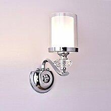 Innen Edelstahl Wandleuchte Modern Licht Wandlampe