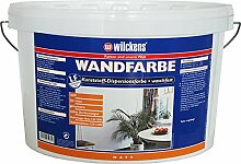 innen Wandfarbe weiss waschfest inkl. 4x 5m