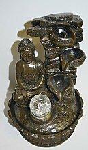Innenbrunnen Zimmerbrunnen Meditation Buddha