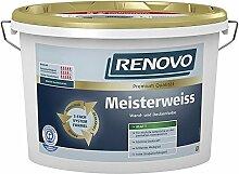 Innenfarbe Meisterweiss 5 L matt Wandfarbe