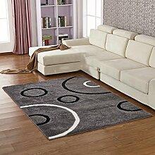 Innenteppich 3D Stereo Teppich Dicker Wohnzimmer Couchtisch Schlafzimmer Teppich Decke ( Farbe : D , größe : 160cm*230cm )