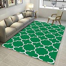 Innenteppich Designer Teppich Bereich Teppich Wohnkultur Teppich Wohnzimmer Schlafzimmer Bereich Teppich antistatisch Modern Decke ( Farbe : #2 , größe : 120*160CM )